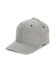 Kangol Flexfit Striped Baseball Cap Seersucker