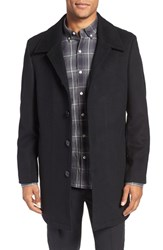 Nordstrom Men's Men's Shop Wool Blend Car Coat