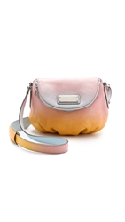 Marc By Marc Jacobs Runway New Q Degrade Mini Natasha Bag Cloud Blue Multi