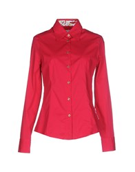 Piero Guidi Shirts Shirts Women Fuchsia