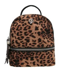 Chinese Laundry Novelty Animal Print Midi Backpack Leopard