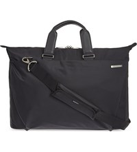 Briggs And Riley Holdall Black