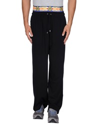 John Galliano Casual Pants Black