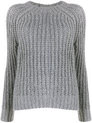 Forte Forte Cable Knit Fitted Sweater 60
