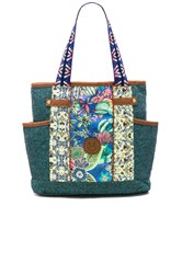 Maaji Beach Bag Green
