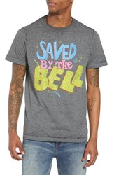 The Rail Saved By Bell T Shirt Black Tee Saved By The Bell