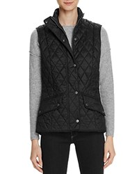 Barbour Flyweight Quilted Vest Black