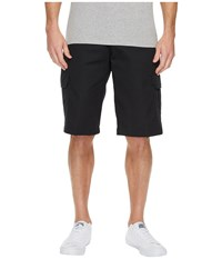 Dickies 13 Relaxed Fit Mechanical Stretch Cargo Shorts Black