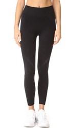Splits59 Qualifier Seamless Capri Leggings Black