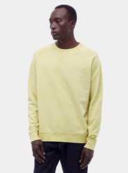 Ymc Yellow Almost Grown Sweater