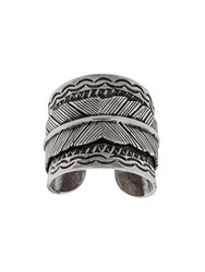 Gas Bijoux Cancun Ring Silver
