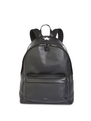 Givenchy Large Star Leather Backpack Black