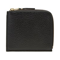 Comme Des Garcons Sa3100 Colour Inside Wallet Black