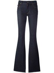 Tom Ford Stretch Flared Jeans Blue