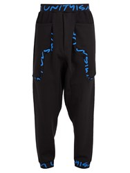 United Standard X P.A.M. X Some Ware Duplo Track Pants Black