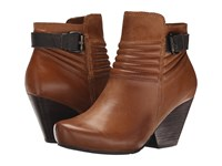 Otbt Red Bank Havana Women's Pull On Boots Brown
