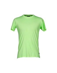 Surface To Air T Shirts Acid Green
