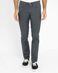Carhartt Charcoal Vicious 5 Pocket Jeans