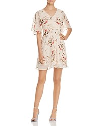 B Collection By Bobeau Brooker Floral Print Dress 100 Exclusive Botanical Print