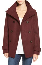 Thread And Supply Double Breasted Peacoat