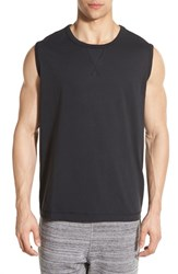 Men's Bench. 'Musing' Tank Jet Black