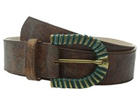 Leather Rock 1520 Patina Women's Belts Brown