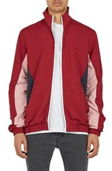 Barney Cools B. Quick Track Jacket Red Sport