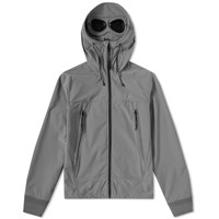 C.P. Company Softshell Goggle Jacket Grey