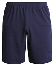 Puma Tech Sports Shorts Peacoat White Dark Blue