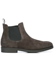 To Boot New York Toby Ankle Boots Brown