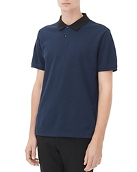 Sandro Regular Fit Polo Marine