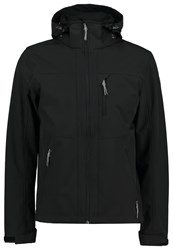 Killtec Torger Soft Shell Jacket Schwarz Black