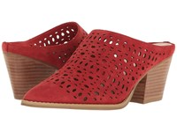 Seychelles I'm A Star Red Women's Clog Mule Shoes