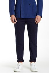 Jack Spade Dixon Slim Fit Chino Blue