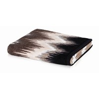 Moeve Ikat Towel Stone Bath Towel