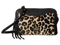 Joe's Jeans Joey Crossbody Leopard Haircalf Cross Body Handbags Animal Print