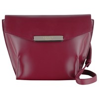Radley Easton Large Leather Across Body Bag Red