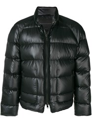 Ermanno Scervino Padded Jacket Black