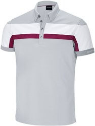 Galvin Green Men's Mitchell Ventil8 Polo Steel