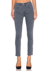 Marc By Marc Jacobs Ella Skinny Crop Jean Gray