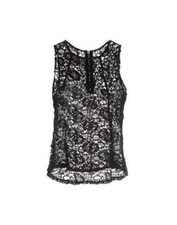 .. Merci Topwear Tops Women Black