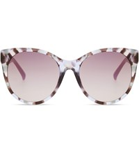 Matthew Williamson Mw151 C4 Cat Eye Sunglasses Lilac Tortoiseshell