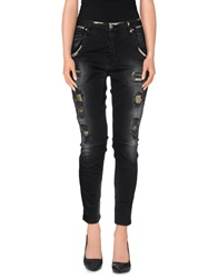 Sexy Woman Jeans Steel Grey