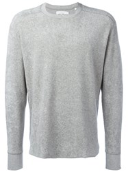 Our Legacy Crew Neck Sweatshirt Grey