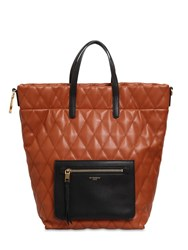 Givenchy Small Duo Quilted Backpack Tan