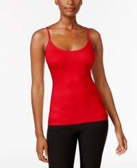 Thalia Sodi Seamless Camisole Only At Macy's Lipstick Red