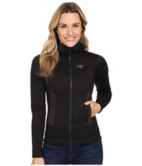 Arc'teryx Arenite Hoodie Black Women's Sweatshirt