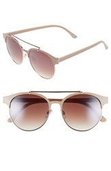 Women's Bp. 55Mm Round Sunglasses