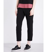 The Kooples Woven Jogging Bottoms Bla01