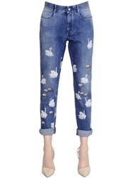 Stella Mccartney Skinny Cotton Stretch Denim Jeans